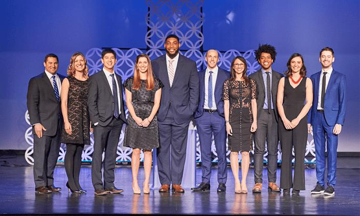 2018 Alumni award Megan 148g0r4