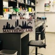 Lab sign