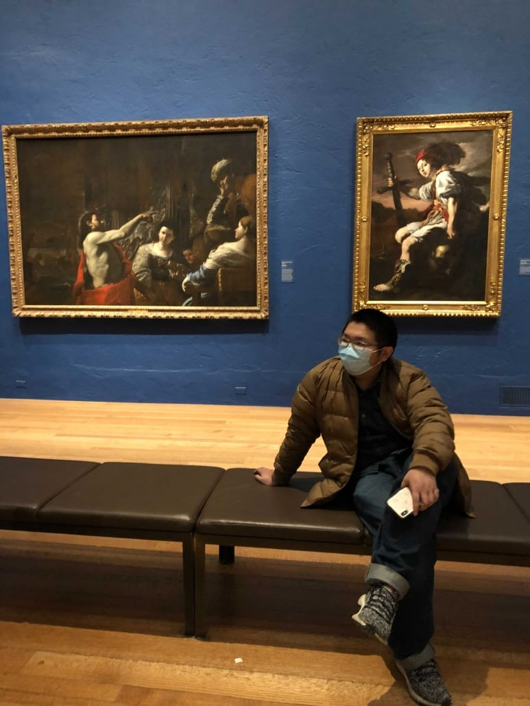 Xie is art among art.