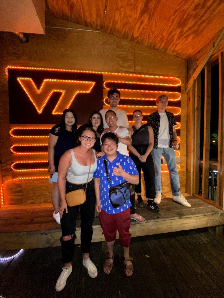 Go Virginia Tech!